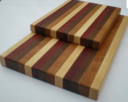 how to build a wood cutting board