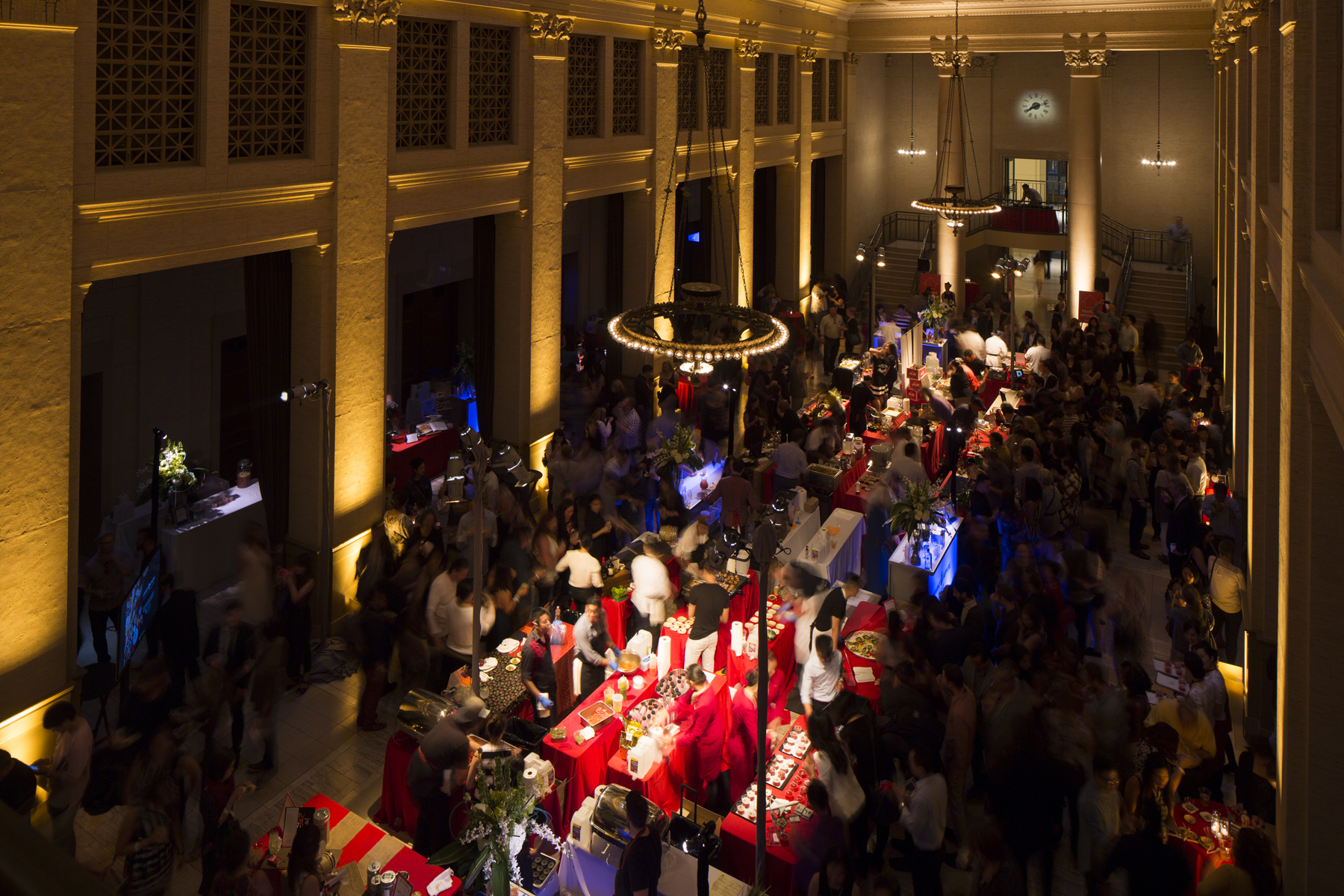 LuckyRice San Francisco Feast takes place at the Bently Reserve this Friday night.