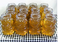 Lavender honey is highly prized and considered by many to be the finest honey in the world.